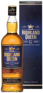 Highland Queen Scotch 12 Year 750ml